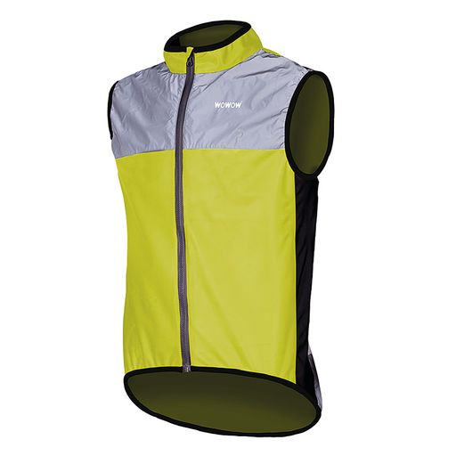 DARK JACKET 1.1 YELLOW sports vest