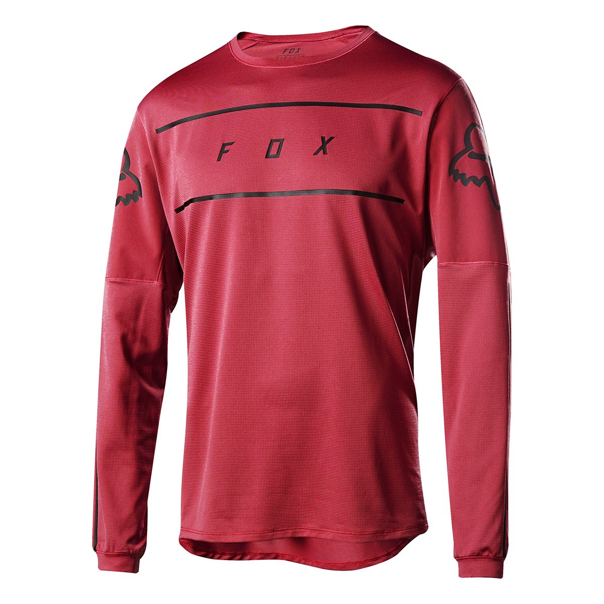 FLEXAIR LS FINE LINE JERSEY men's long-sleeved bike shirt