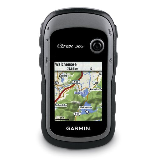 eTrex 30x GPS - navigatore incl. mappa TopoActive Europa Ovest