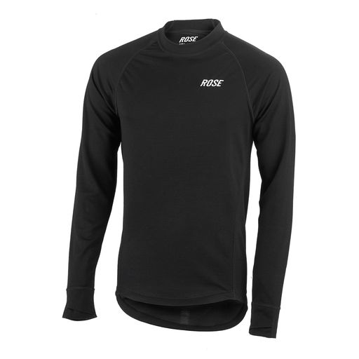 WINTER WOOL long sleeve base layer
