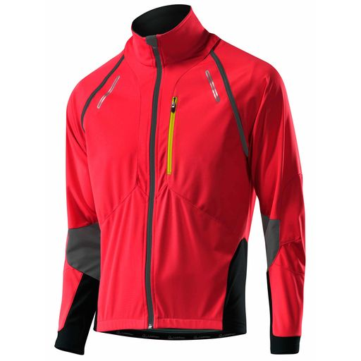 SAN REMO GORE WINDSTOPPER SOFTSHELL LIGHT zip-off jacket
