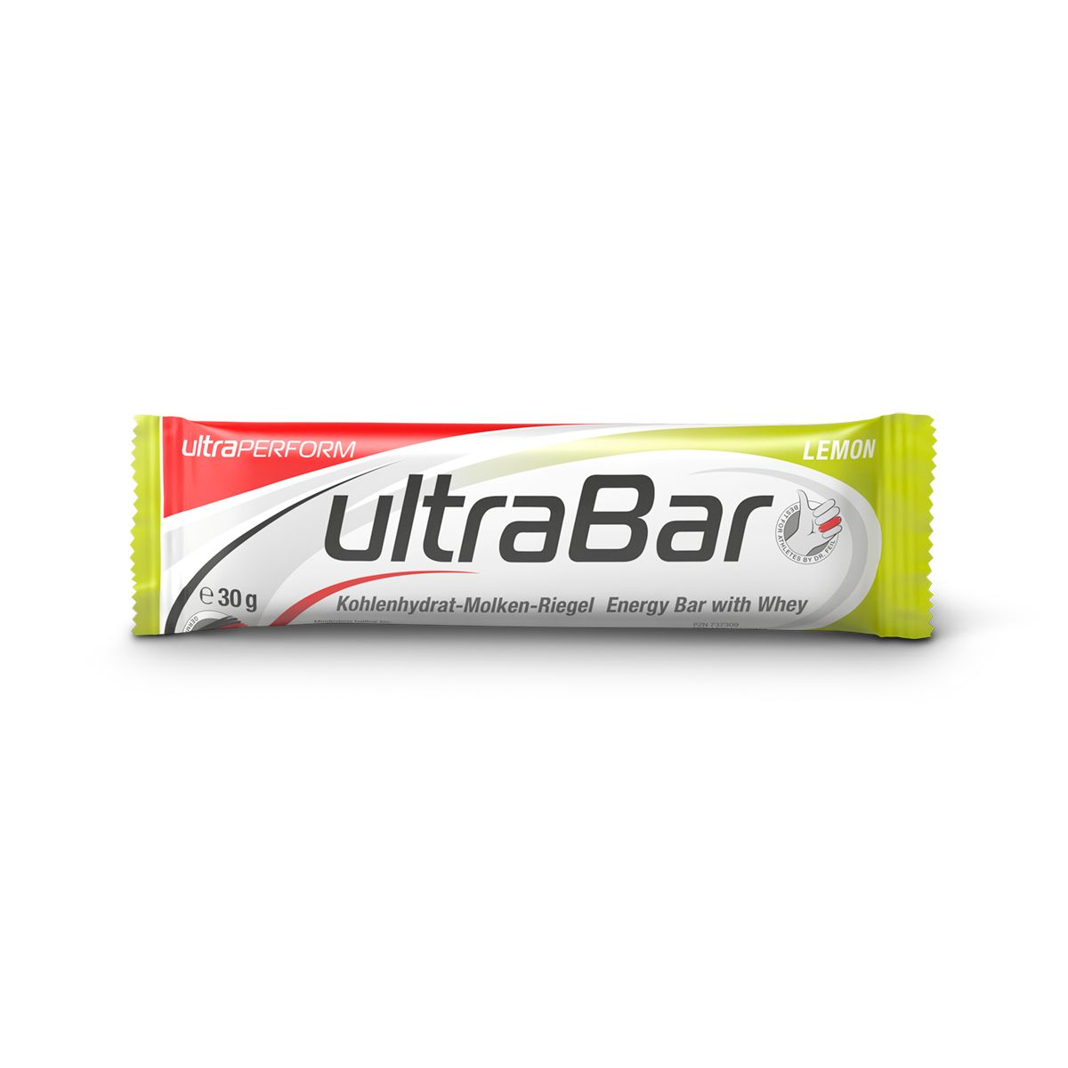 ultraBAR carbohydrate whey protein bar