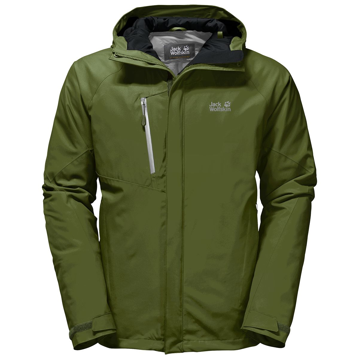 buy popular 0fd21 66f7f Jack Wolfskin Giacca invernale TROPOSPHERE