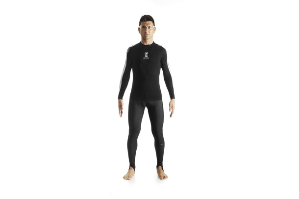 assos LS.skinFoil earlyWinter_S7 long-sleeved base layer