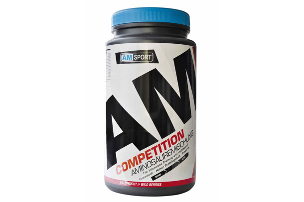 Competition drink powder
